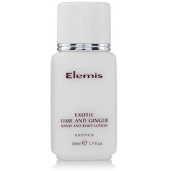Elemis Lime and Ginger Body Lotion / 50ml