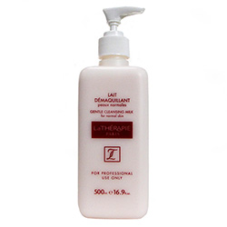 La Thérapie Lait Démaquillant Peaux Normales - Gentle cleansing milk for normal skin / 500ml