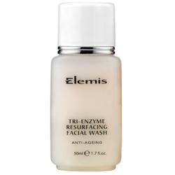 ELEMIS Tri-Enzyme Resurfacing Facial Wash 50ml - travel