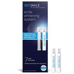 GOSMiLE Smile Whitening System - 7 Day System