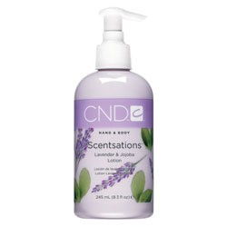 CND Scentsations Lavender & Jojoba Lotion