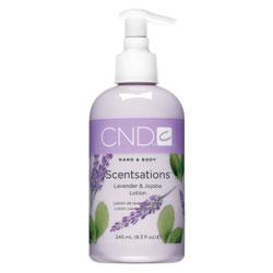 CND Scentsations Lavender & Jojoba Lotion