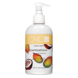 CND Scentsations Mango & Coconut Lotion