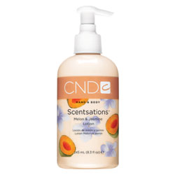 CND Scentsations Melon & Jasmine Lotion