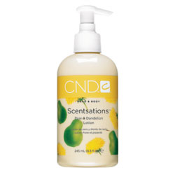 CND Scentsations Pear & Dandelion Lotion