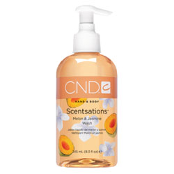 CND Scentsations Melon & Jasmine Wash