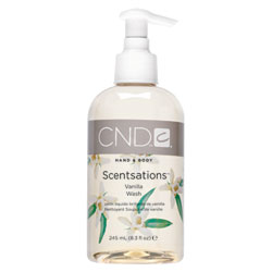 CND Scentsations Vanilla Wash