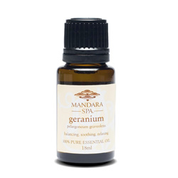 Mandara Spa Essential Oil - Geranium