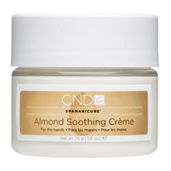 CND Almond Soothing Creme - Formerly SolarButter