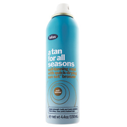 Bliss A Tan For All Seasons