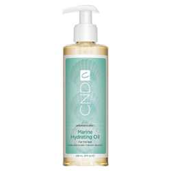CND Marine Hydrating Massage Oil