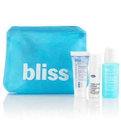 Bliss Daily Skincare Regimen Kit