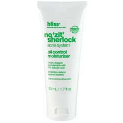 Bliss No Zit Sherlock Oil Control Moisturizer