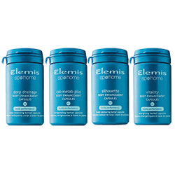 Elemis Enhancement Program 3 months detoxification plan