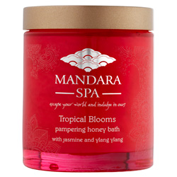 Mandara Spa Tropical Blooms Pampering Honey Bath