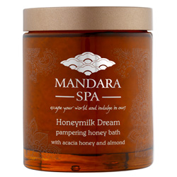 Mandara Spa Honeymilk Dreams Pampering Honey Bath