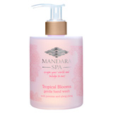 Mandara Spa Tropical Blooms Gentle Hand Wash