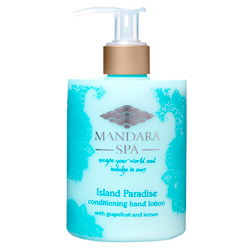 Mandara Spa Island Paradise Conditioning Hand Lotion