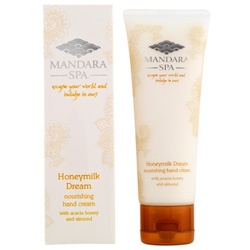 Mandara Spa Honeymilk Dreams Nourishing Hand Cream