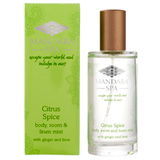 Mandara Spa Citrus Spice Body, Home & Linen Spray