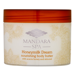Mandara Spa Honeymilk Dreams Body Butter
