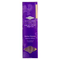 Mandara Spa Amber Heaven Fragrance Diffuser