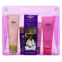 Mandara Spa Essentials Kit