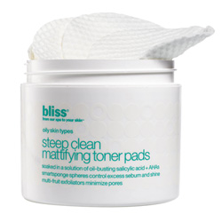 Bliss Steep Clean Pore Minimizing Toner