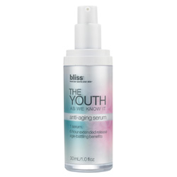 Bliss Youth As We Know It Serum