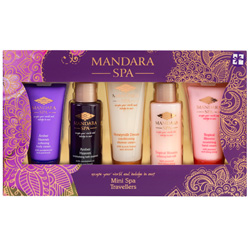 Mandara Spa Mini Spa Travellers
