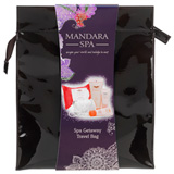 Mandara Spa Getaway Travel Bag