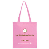 timetospa Pink Tote