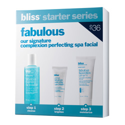 Bliss Fabulous Treatment Kit