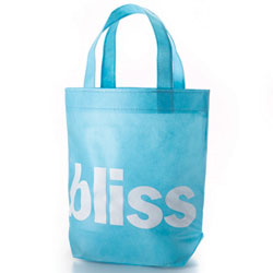 Bliss Blue Tote - Small