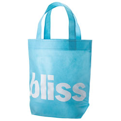 Bliss Blue Tote - Large