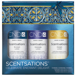 CND Scentsations Holiday Trio