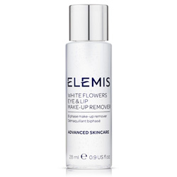 Elemis White Flowers Eye & Lip Make-Up Remover / 28ml