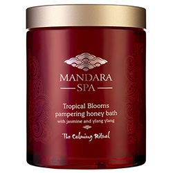 Mandara Spa Tropical Blooms Honey Bath