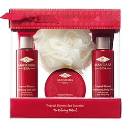 Mandara Spa Tropical Blooms Spa Luxuries