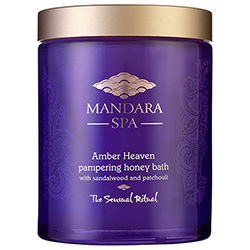 Mandara Spa Amber Heaven Honey Bath