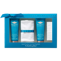 Mandara Spa Island Paradise Foot Care Essentials