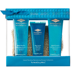 Mandara Spa Island Paradise Revitalising Shower Collection
