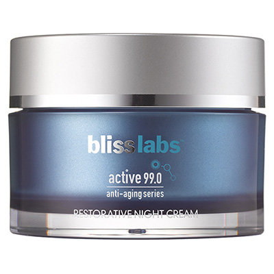 Review, Swatches: BlissLabs Active 99.0 Anti-Aging Series - Spa-Powered Ingredients Treats Lines, Wrinkles, Dark Circles