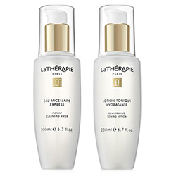 La Thérapie Cleanser & Toner Duo - All Skin Types