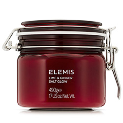 ELEMIS Spa At Home Lime and Ginger Salt Glow