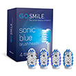 GOSMiLE Sonic Blue Replacement Toothbrush Heads