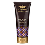 Mandara Spa Shea & Coconut Body Butter Light