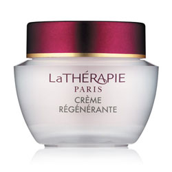 La Thrapie Crme Rgnrante  Regenerating Night Cream for radiant skin