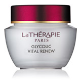 La Thérapie Glycolic Vital Renew - Glycolic Night Cream for skin resurfacing