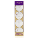 Mandara Spa Amber Heaven Bath Soak Fizzers 4/50g